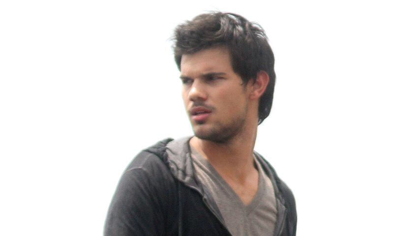Taylor Lautner: So hart trainierte er für seinen neuen Film!