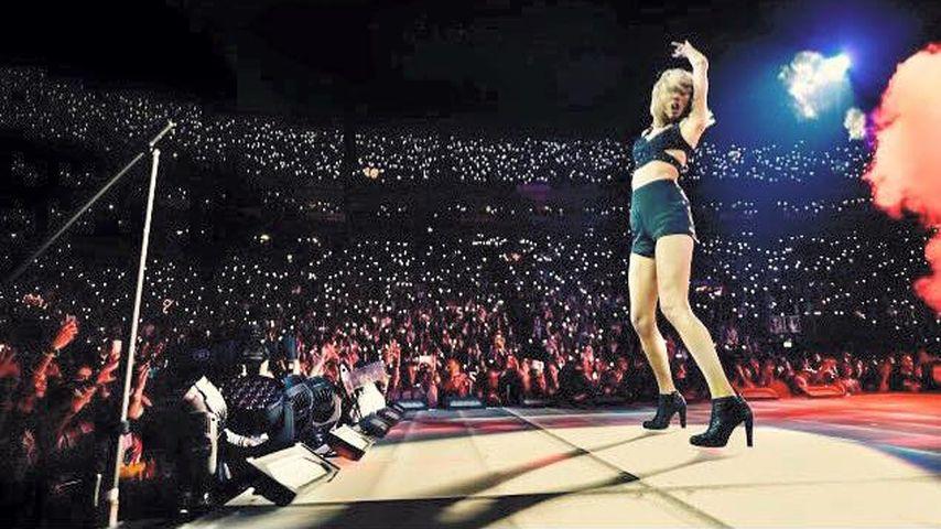 Trouble, trouble, trouble: Taylor Swift rockt Köln!