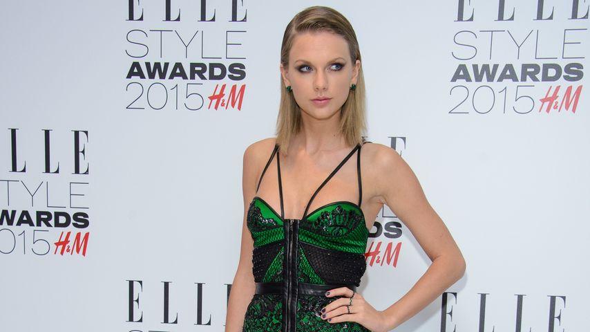 Sie ist Frau des Jahres: Taylor Swift sexy wie nie