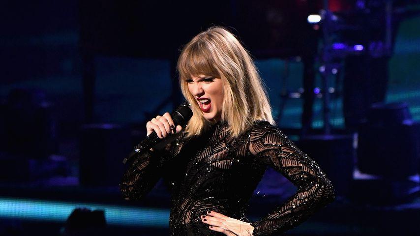 Taylor Swift bei einem Auftritt in Houston 2017