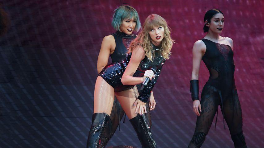 """Taylor Swift bei ihrer """"Reputation World Tour"""""""