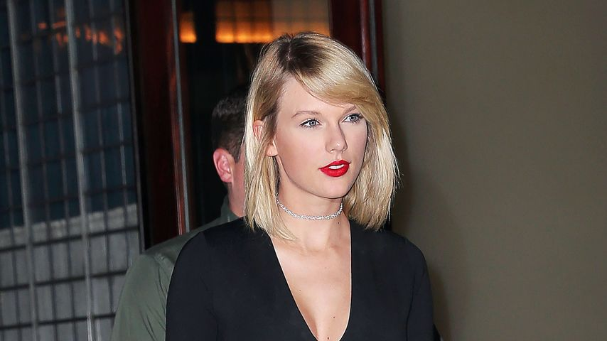 Taylor Swift beim Dinner in New York