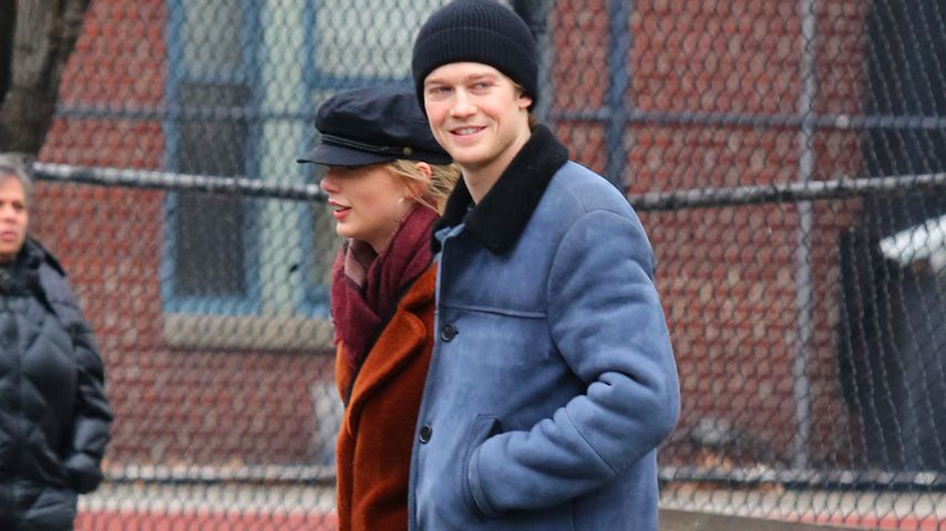 Taylor Swift und Joe Alwyn im Dezember 2018 in New York City