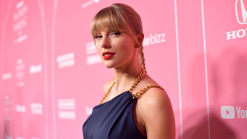Taylor Swift bei Billboard Women In Music 2019