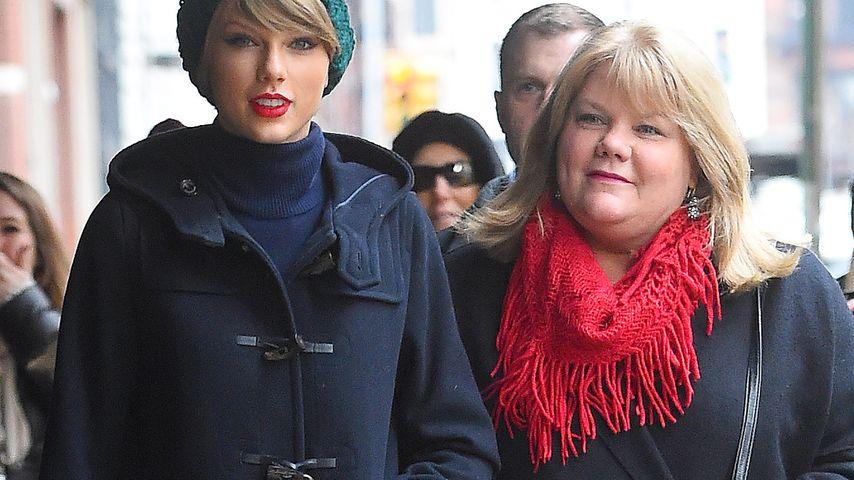 Nach Krebs-Schock: Promis unterstützen Taylor Swifts Mama