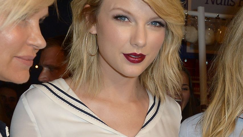 Sängerin Taylor Swift in New York, 2016