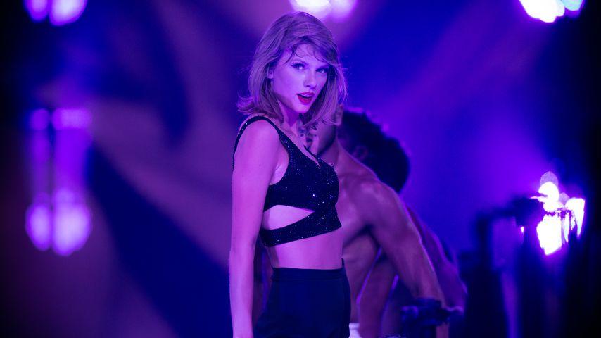 Taylor Swift auf ihrer Welttournee in Los Angeles, 2015