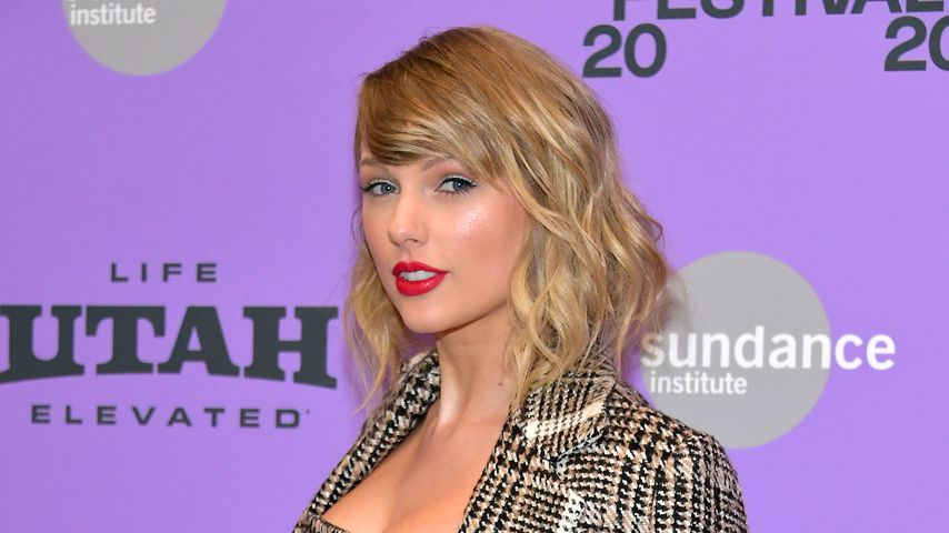 Taylor Swift im Januar 2020 in Park City, Utah