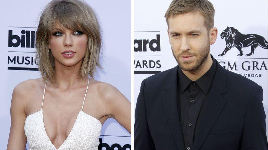 Taylor Swift sauer! Hat Calvin Harris sie schon betrogen?