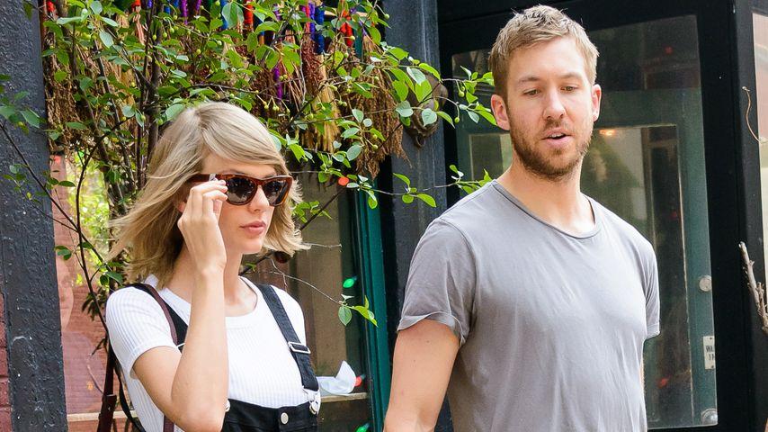 Taylor Swift & Calvin: Ist DAS der wahre Trennungsgrund?