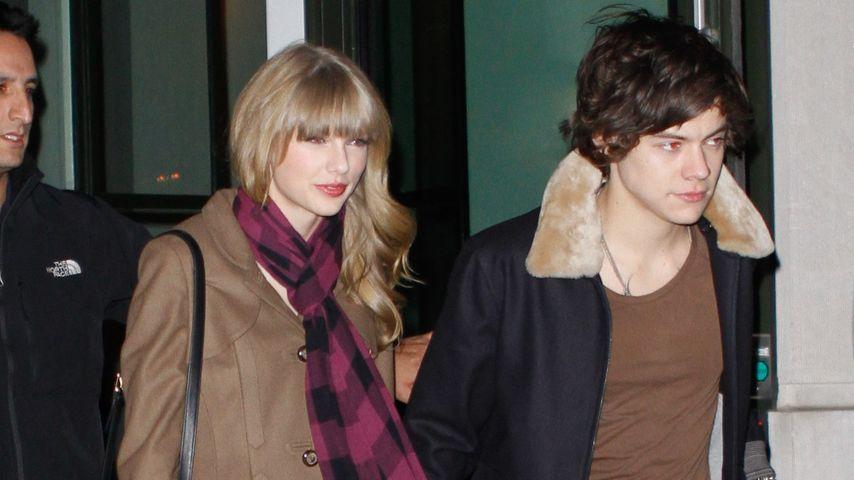 Taylor Swift und Harry Styles als Paar 2012