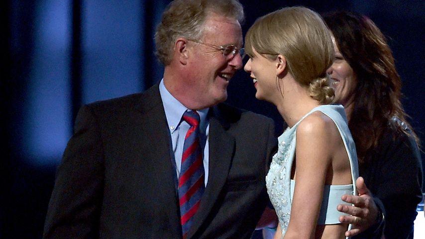 Taylor Swift und ihr Vater, Scott Kingsley Swift