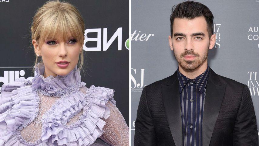 Taylor Swift & Ex Joe Jonas: Aussprache nach Trennungs-Zoff