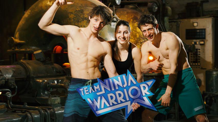 """""""Team Taraxacum"""" bei """"Team Ninja Warrior Germany"""""""