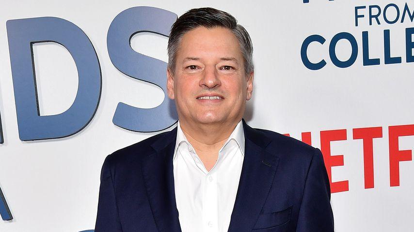 Ted Sarandos bei einer Premiere