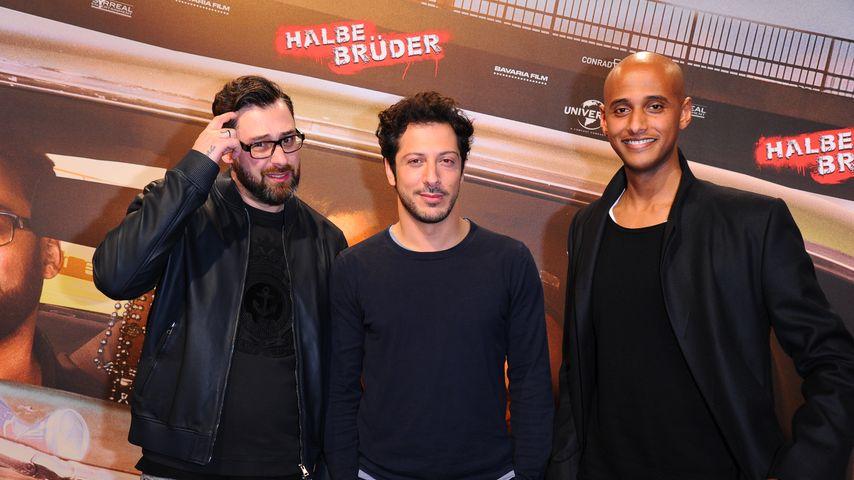Sido, Fahri Ogün Yardim und Tedros Teclebrhan