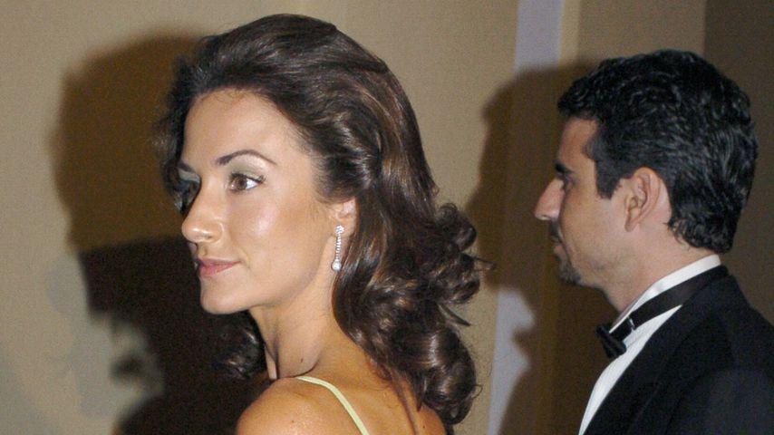 Telma Ortiz im Mai 2004 in Madrid
