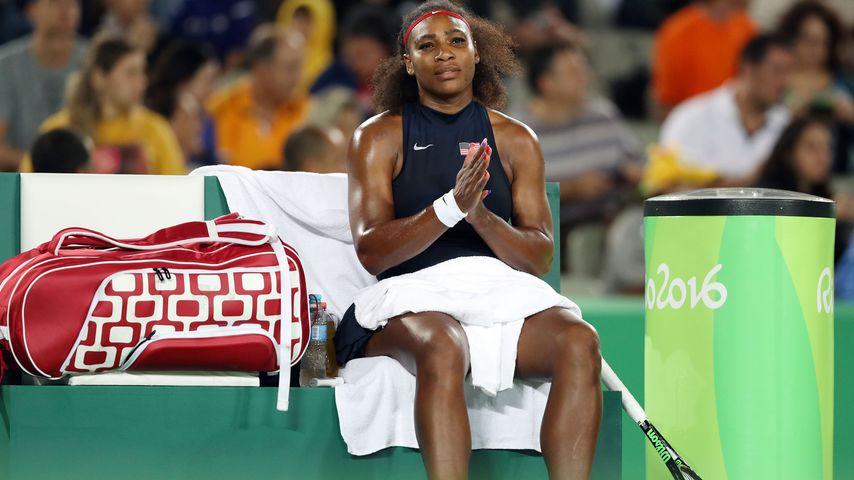 Tennis-Spielerin Serena Williams