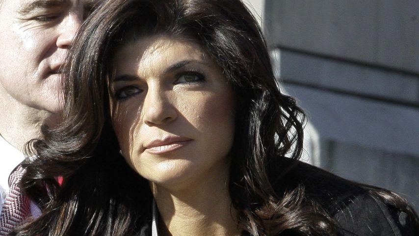 Arme Hausfrau: Familie lässt Teresa Giudice hängen