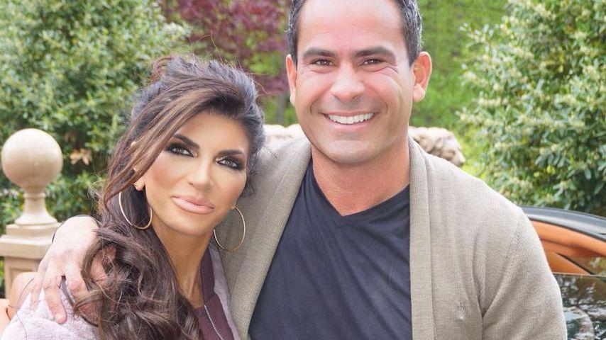 Teresa Giudice und Luis Ruelas im Mai 2021 in New York