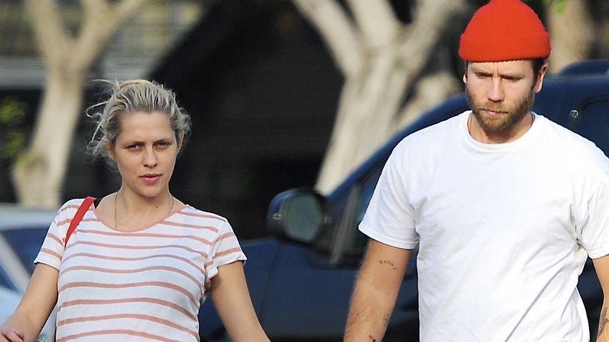 Teresa Palmer und Mark Webber