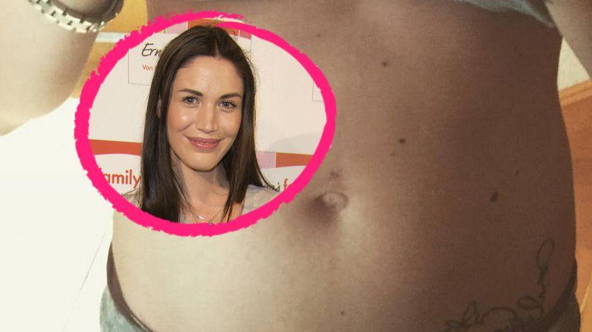 Endlich Mama: Tessa Bergmeier zeigt ihren After-Baby-Body