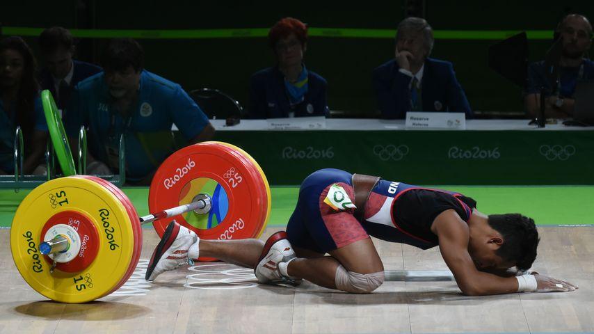 Rios traurigster Medaillen-Gewinner: Oma stirbt beim Jubeln