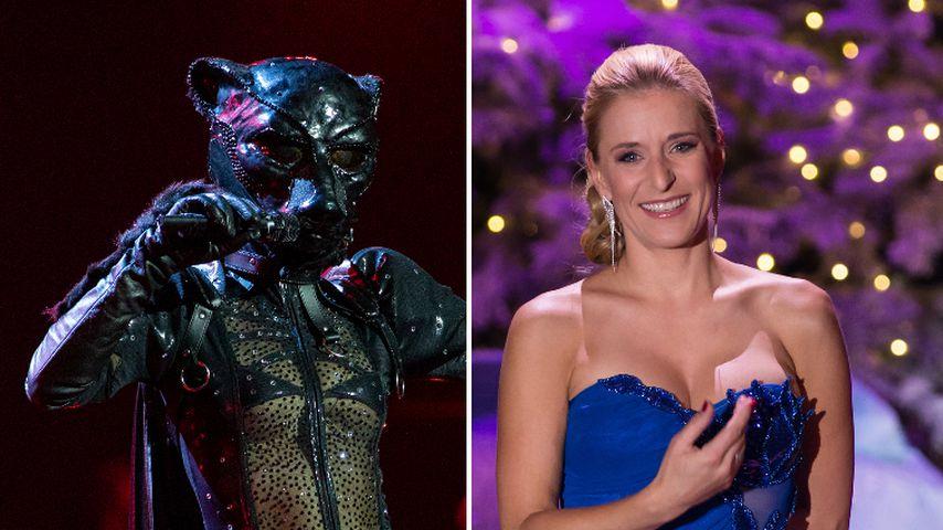"""""""Masked Singer""""-Panther entlarvt: So war's für Steffi Hertel"""