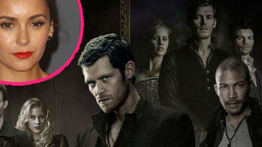 "Serien-Wechsel? Nina Dobrev bei ""The Originals"""