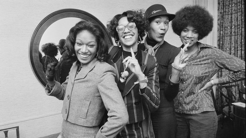 The Pointer Sisters, 1974
