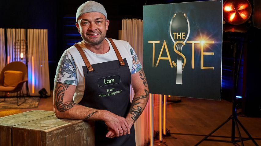 """Gewinner der achten Staffel """"The Taste"""" Lukas"""