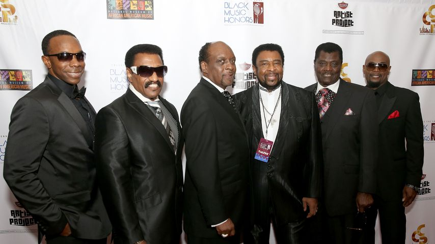 The Temptations bei der NMAAM 2016 Black Music Honors Show