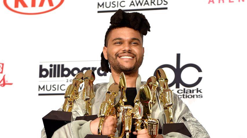 Billboard Music Awards: The Weeknd ist Abräumer des Abends!