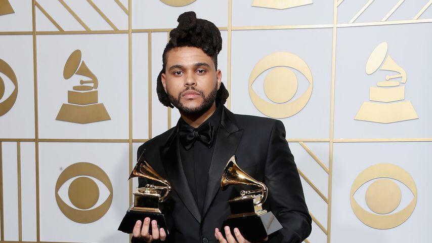 Keine Nominierungen: The Weeknd wirft Grammys Korruption vor