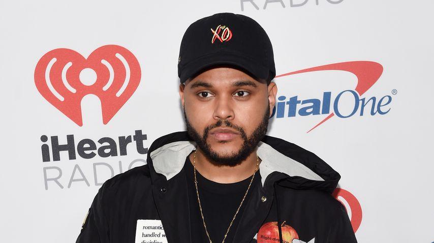 The Weeknd beim iHeartRadio Music Festival 2017