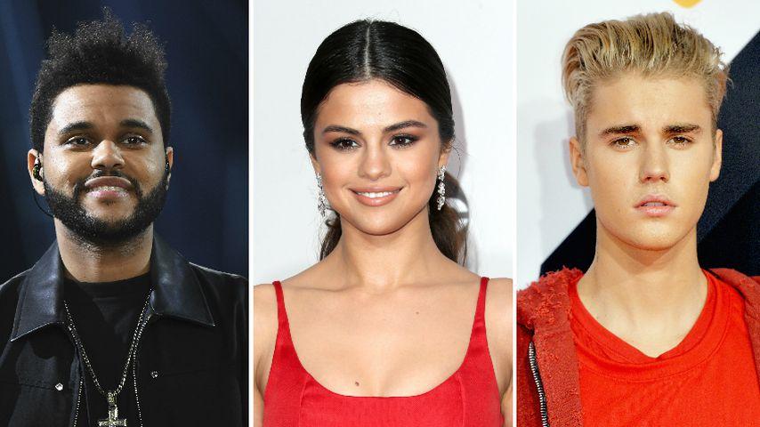 Sels Männer: Biebs & The Weeknd bei den KCAs nominiert!