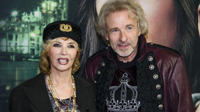 Thea und Thomas Gottschalk in Berlin