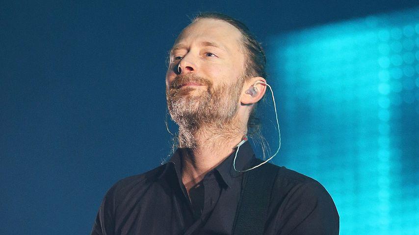 23 Jahre Liebe: Radiohead-Thom Yorke hat sich getrennt