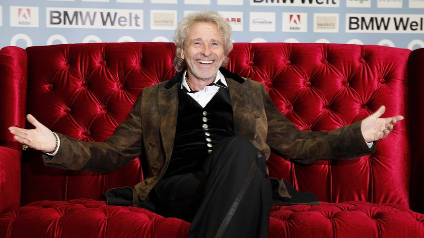 Thomas Gottschalk beim Querdenker Award in München