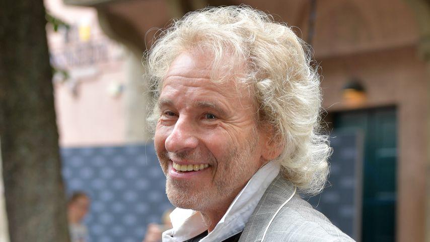 Thomas Gottschalk im Juli 2018 in München