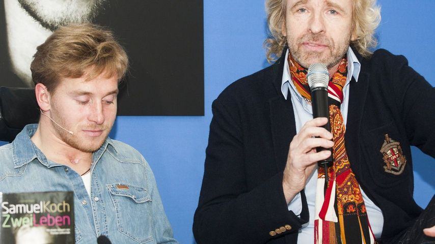 Thomas Gottschalks TV-Comeback: 1. Gast ist Samuel Koch!
