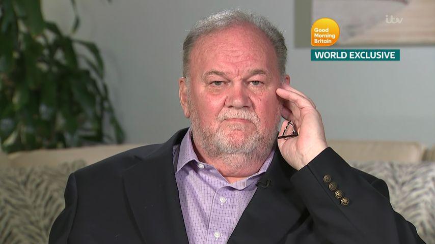 Meghan Markles Papa: TV-Interview ohne Royal-Erlaubnis!