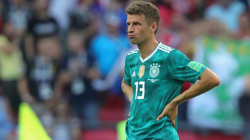 Thomas Müller richtig sauer: Erste Worte nach Schock-DFB-Aus
