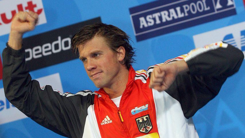 Schwimmer Thomas Rupprath im April 2007
