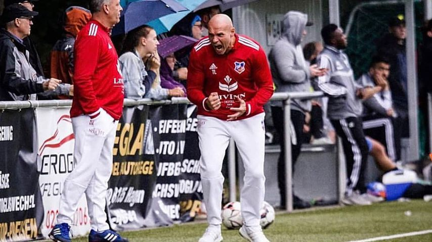 Thorsten Legat, ehemaliger Fußballtrainer