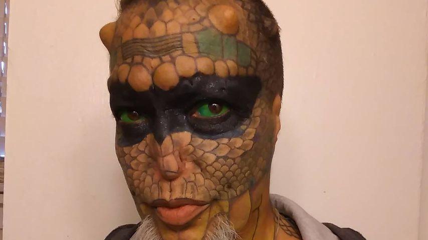Nix da Halloween-Kostüm: Diese Frau ist immer ein Drache!