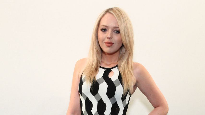 Tiffany Trump bei der Fashionweek in New York im September 2016