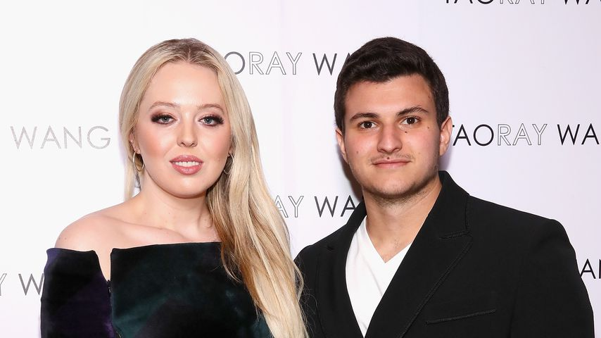 Tiffany Trump und Michael Boulos, Februar 2019 in New York City