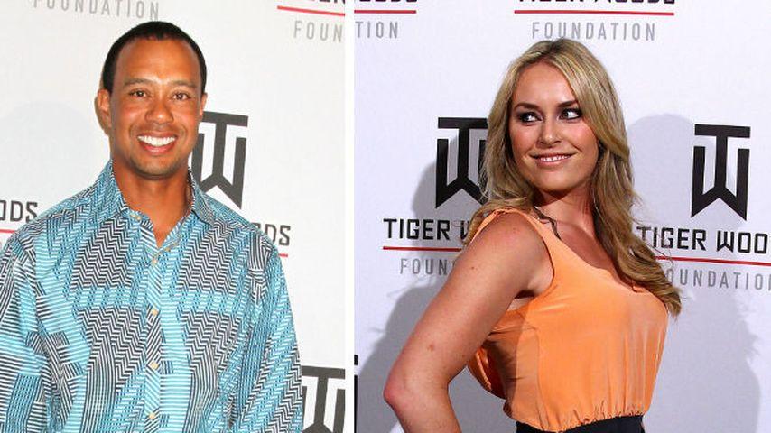 """Tiger Woods & Lindsey Vonn: """"Wir sind ein Paar"""""""