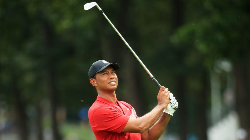 Tiger Woods im Finale der BMW Championship in Medinah